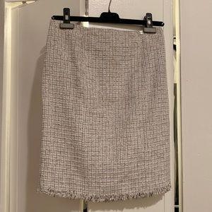 Vintage Chanel Tweed Skirt
